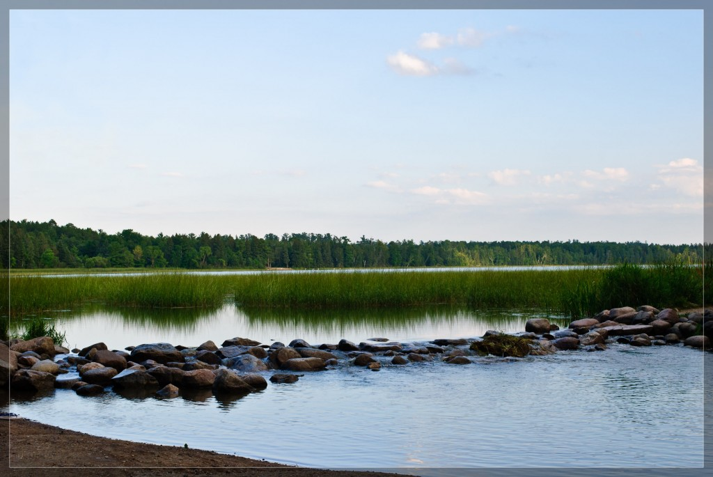 Itasca State Park - Headwaters of the Mississippi