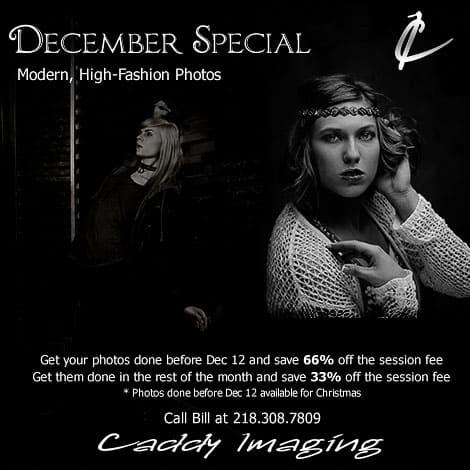December Special - Modern, High-Fashion Photos